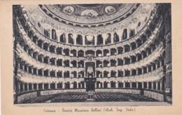 CATANIA -  TEATRO MASSIMA BELLINI - Catania