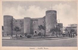 CATANIA -  CASTELLA URSINO - Catania