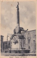 CATANIA -  FONTANA DELL'ELEFANTE - Catania