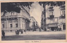 CATANIA  - VIA UMBERTA - Catania