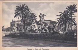 CATANIA  - RATTO DI PROSERPINA - Catania