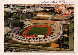 POSTAL Nº 36962/C, STADIO S. ELIA, CAGLIARI, ITALIA (306) - Stadiums