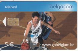 BELGIUM - Basketball, Exp.date 31/03/06, Used - Sport