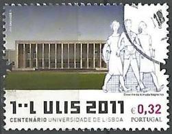 LSJP PORTUGAL 100 YEARS UNIVERSITY OF LISBOA 2011 - 1910-... Republic