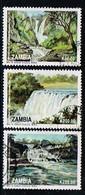 ZAMBIE / Oblitérés / Used/1993 - Chutes D'eau - Zambie (1965-...)