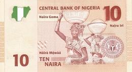 NIGERIA P. 33a 10 N  2006 UNC - Nigeria