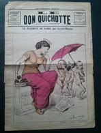 Le Don Quichotte, 16 Novembre 1883, Le Jugement De Paris Par Gilbert-Martin - Newspapers