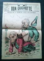 Le Don Quichotte, 10 Janvier 1879, Épilogue De La Course De Saison Par Gilbert-Martin. - Newspapers