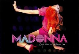 POSTAL PUBLICITARIA DE MADONNA (BELGICA) (308) - Música Y Músicos