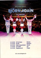 POSTAL PUBLICITARIA DE ABBA (BELGICA) (350) - Música Y Músicos