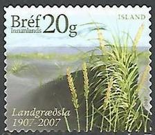 LSJP ICELAND LANDSCAPE 2007 - 1944-... Republique