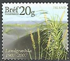 LSJP ICELAND LANDSCAPE 2007 - 1944-... Republic
