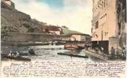 NAMUR  Canotage  Sur La Sambre. - Namur