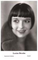 LOUISE BROOKS - Film Star Pin Up PHOTO POSTCARD - 155-29 Swiftsure Postcard - Artisti