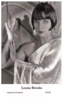 LOUISE BROOKS - Film Star Pin Up PHOTO POSTCARD - 155-30 Swiftsure Postcard - Künstler