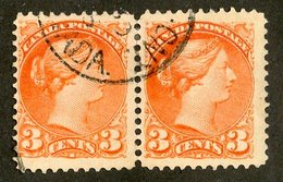 W-7841 Canada  Scott.# 37 (o) (cat.$4.00)  - Offers Welcome! - Used Stamps