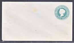 BRITISH  INDIA   POSTAL  COVER   MINT. - 1882-1901 Empire