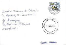 LSJP BRAZIL COVER SEAL SANTANA SP 2011 - Brazil