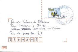 LSJP BRAZIL COVER SEAL MARTINS UBERLANDIA 2012 - Brazil