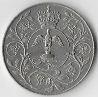 United Kingdom 1977 25p [C775/2D] - 1971-… : Monedas Decimales