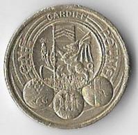 United Kingdom 2011 £1 Wales [C776/2D] - 1971-… : Decimal Coins
