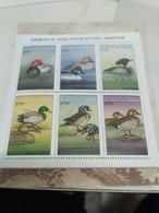 Comoros  1999  Birds  Sheetlet  SCOTT No.852 I201807 - Comoros