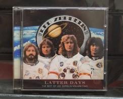 CD Led Zepplin ''latter Days''  Best Of ; Volume 2 - Rock
