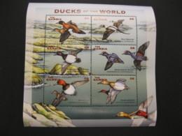 Gambia 2001 Duck Sheetlet SCOTT No.2510 I201807 - Gambia (1965-...)