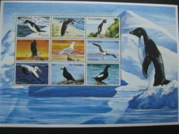 Gambia 1999 Sea Birds Sheetlet SCOTT No. 2134  I201807 - Gambia (1965-...)