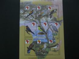 Central Africa  1999 Birds Sheetlet  SCOTT No.1236  I201807 - Central African Republic