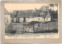 Environs Du CROTOY - 80 -  Chaumière En Ruine à Forest Moutiers  - DELC5** - - Le Crotoy