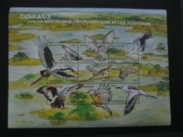 Central Africa  2000 Birds  Sheetlet  SCOTT No.1323  I201807 - Central African Republic