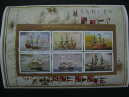 Antigua And Barbuda    1996 Salilng Ships Sheetlet SCOTT No.1972    I201807 - Antigua And Barbuda (1981-...)