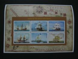Antigua And Barbuda    1996 Salilng Ships Sheetlet SCOTT No.1971    I201807 - Antigua And Barbuda (1981-...)