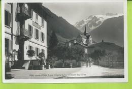 SUISSE CPSM TRIENT GRAND HOTEL TRIENT   Non Ecrites N017 - Andere