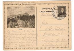 9945 - Entier  Illustré - Briefe U. Dokumente