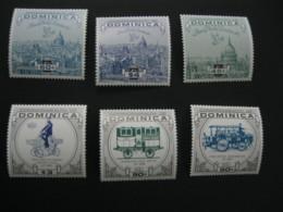 Dominica 1990  Penny Black London 90  SCOTT No 1233-1238 I201807 - Dominica (1978-...)