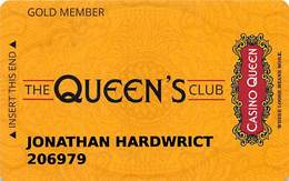 Casino Queen - East St. Louis, IL - Slot Card - Casino Cards