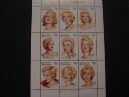 Dominica  1994 Marilyn Monroe Sheetlet SCOTT No. I201807 - Dominica (1978-...)