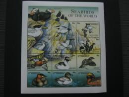 Dominica 1998  Sea Birds   Sheetlet SCOTT No.2068  I201807 - Dominica (1978-...)