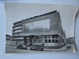 Nancy. Caisse Regionale De Securite Sociale Du Nord-Est. Centre De Readaptation Fonctionnelle. Scherbeck Postmarked 1958 - Nancy