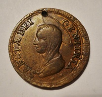 ITALY. PAPAL STATES 5 BAIOCCHI 1797 MADONNINA. PIUS VI. ITALIE. - Vatican