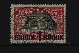 ESTLAND Mi-Nr. 7 Freimarke Gestempelt - Estland