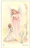 Devotie - Devotion - Communie Communion - Christiane D'Hont - Ruiselede 1952 - Communion