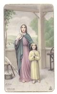 Devotie - Devotion - Communie Communion - Monique Depraetere - Ruiselede 1944 - Communion