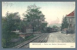 CPA - GUEBWILLER - STATION HEISSENSTEIN - Guebwiller