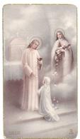 Devotie - Devotion - Communie Communion - Elza Verhelst - Ruiselede 1944 - Communion