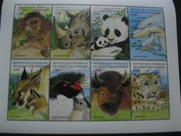 Comoros  1999  Wildlife  Sheetlet  SCOTT No.857 I201807 - Comoros