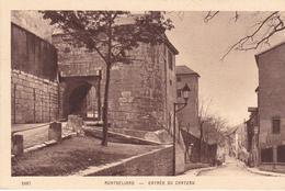 Montbeliard Lot De 4 Cartes - Montbéliard