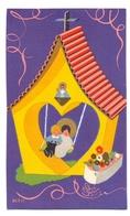 Devotie - Devotion - Communie Communion - Gerard Clabout - Ruiselede 1947 - Communion
